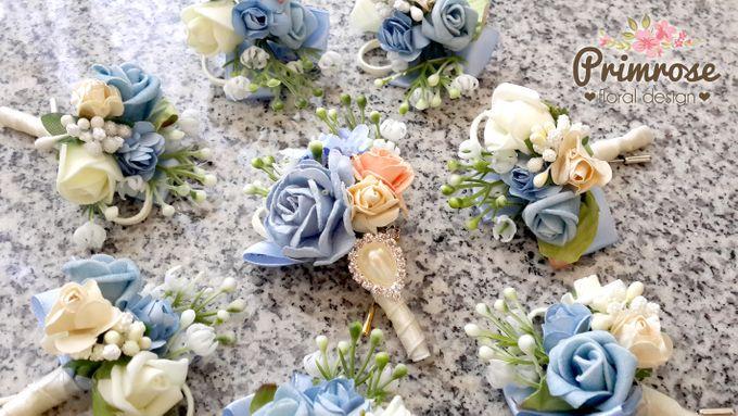 Boutonniere & Corsage by Primrose Floral Design - 014