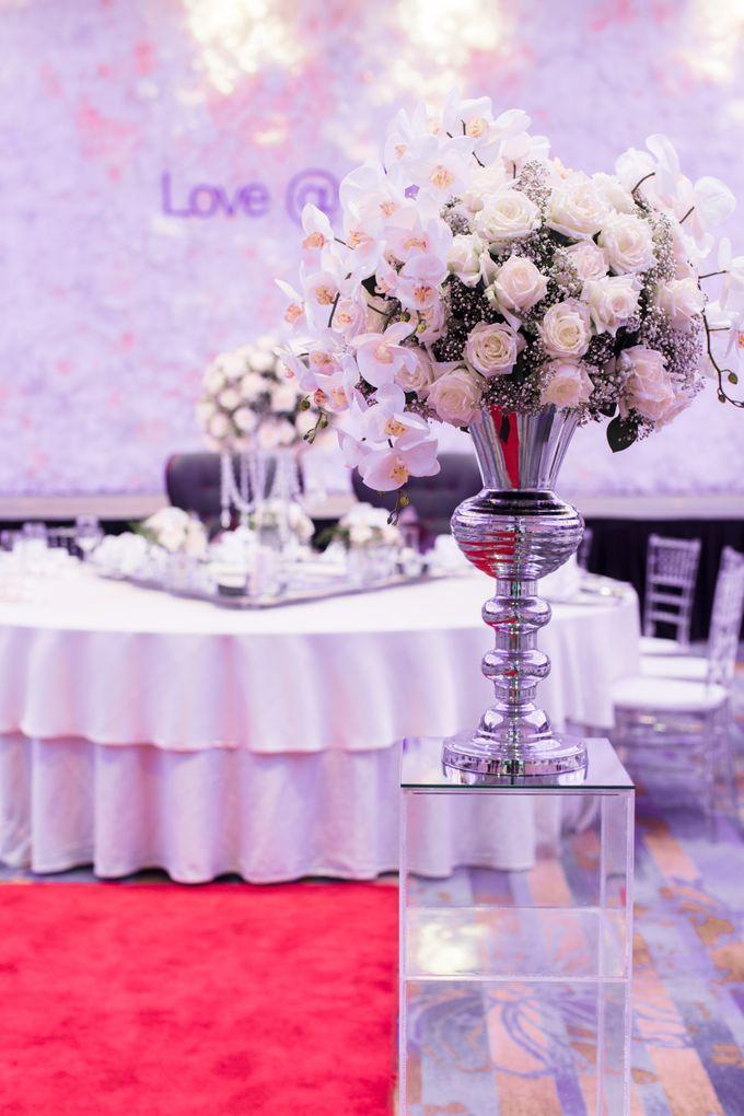 Wedding at Aloft Kuala Lumpur Sentral by Aloft Kuala Lumpur Sentral - 004