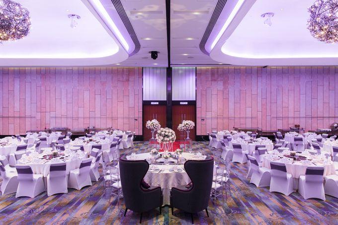 Wedding at Aloft Kuala Lumpur Sentral by Aloft Kuala Lumpur Sentral - 006