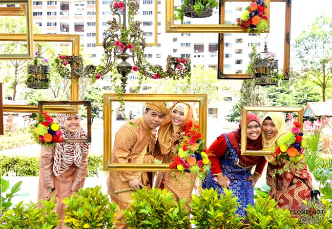 Framing memories by FlowerRiot Events SG - 002