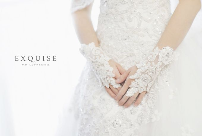 Fonny & Yudi Wedding by Exquise Gowns - 001
