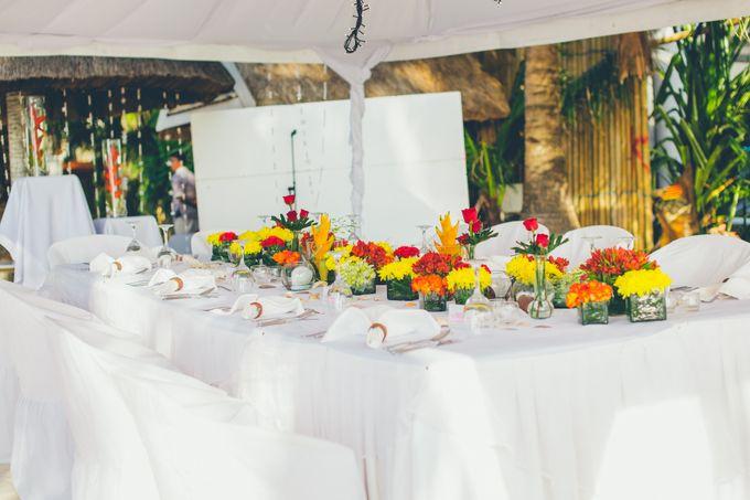 Weddings at Fridays - Receptions by Fridays Boracay Resort - 002