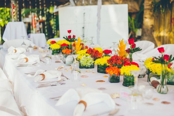 Weddings at Fridays - Receptions by Fridays Boracay Resort - 003
