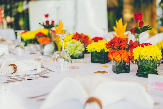 Weddings at Fridays - Receptions by Fridays Boracay Resort - 004