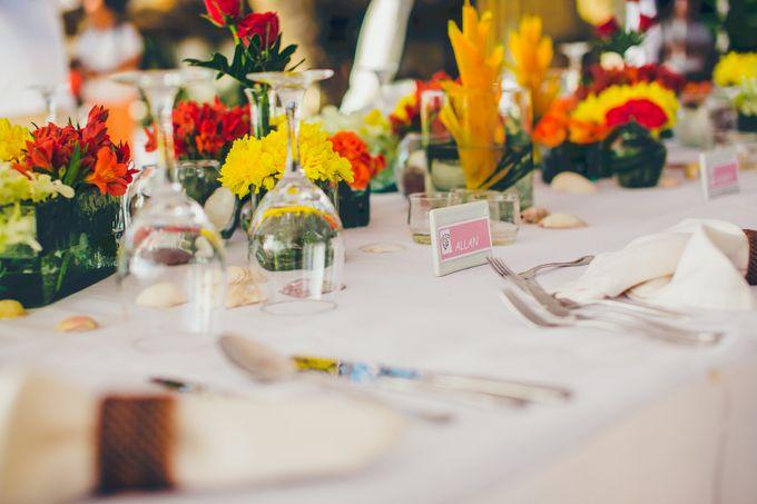 Weddings at Fridays - Receptions by Fridays Boracay Resort - 009