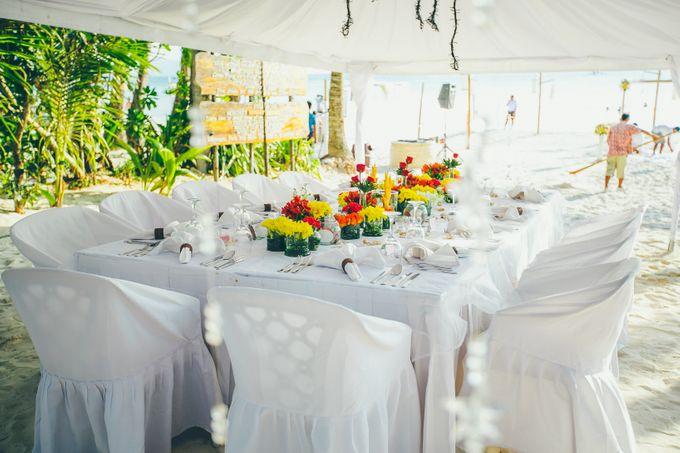 Weddings at Fridays - Receptions by Fridays Boracay Resort - 015
