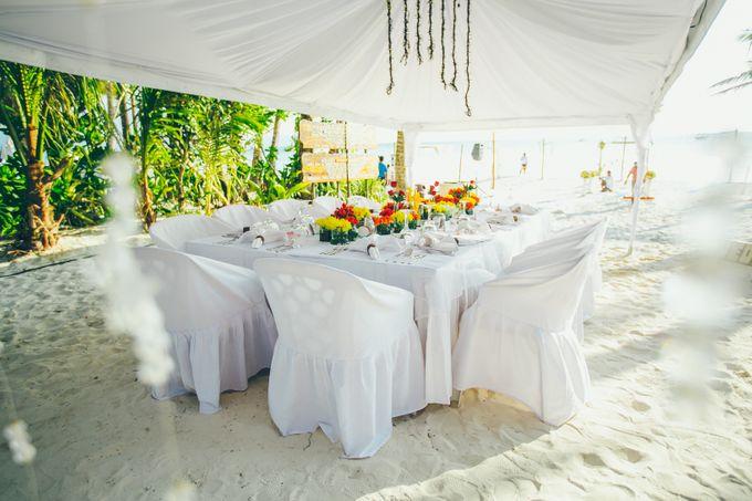 Weddings at Fridays - Receptions by Fridays Boracay Resort - 016