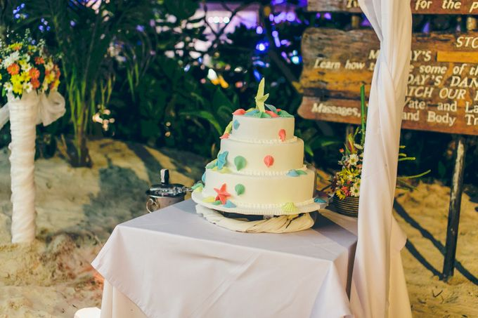 Weddings at Fridays - Receptions by Fridays Boracay Resort - 019