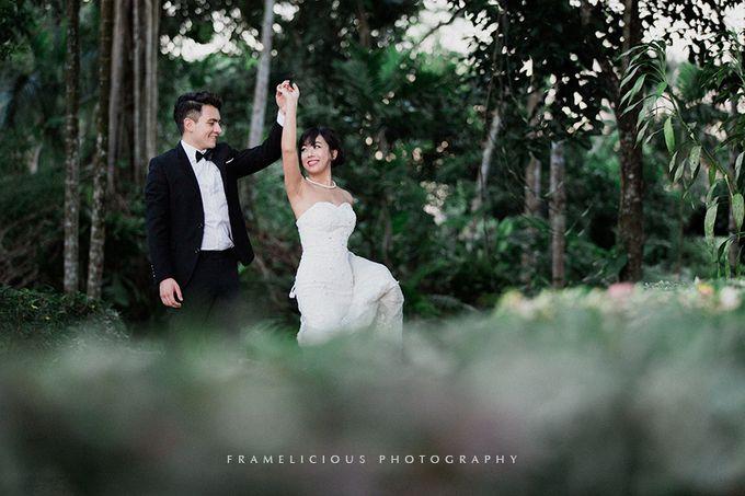 Eric & Vannessa - Pre Wedding Portraiture by Framelicious Studio - 002