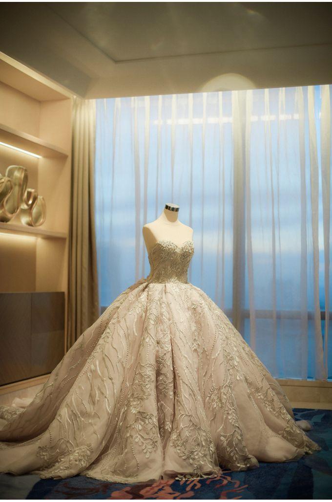 Felix & Silvi Wedding by Reynard Karman Photography - 002