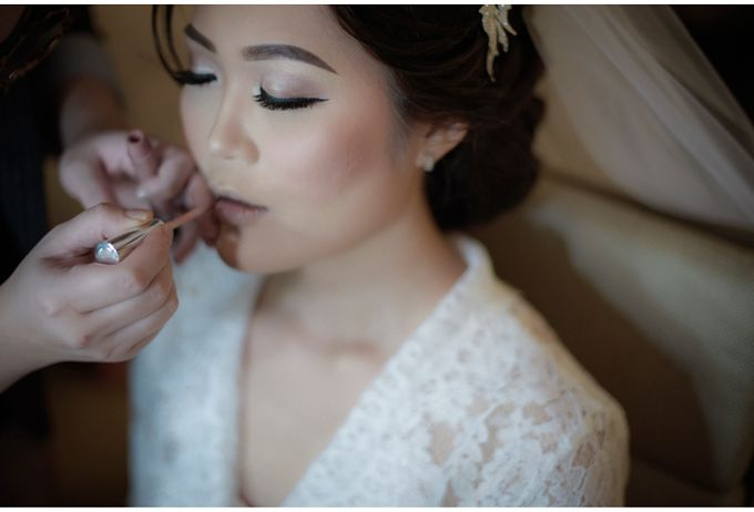 Felix & Silvi Wedding by Reynard Karman Photography - 001