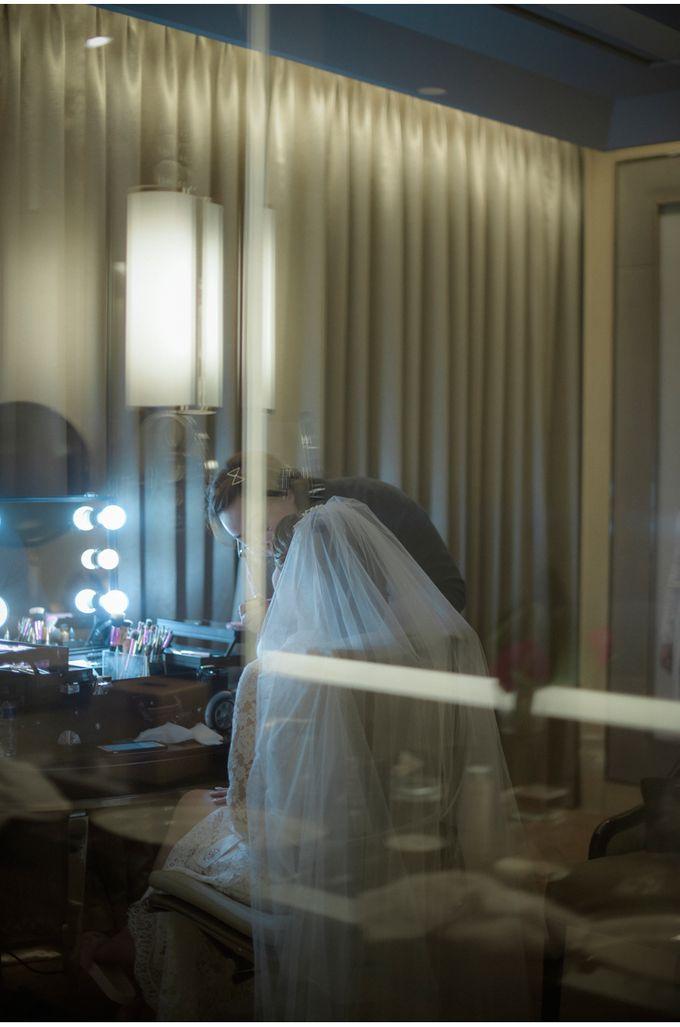 Felix & Silvi Wedding by Reynard Karman Photography - 003