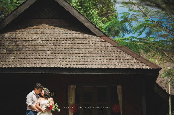 Eric & Vannessa - Pre Wedding Portraiture by Framelicious Studio - 003