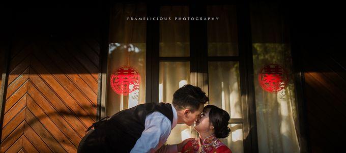 Eric & Vannessa - Pre Wedding Portraiture by Framelicious Studio - 007