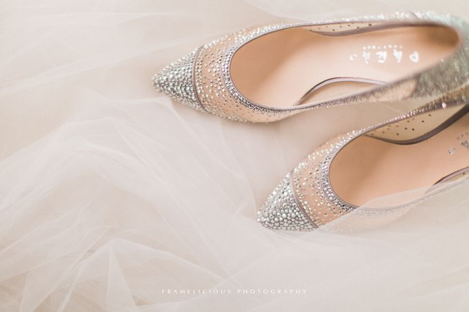 Brian & Natalie - Wedding Photography by Framelicious Studio - 002