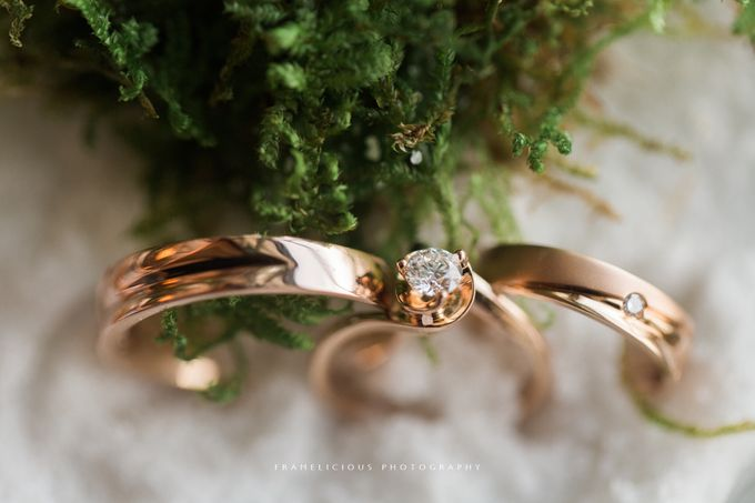 Anastasia & Jeremy - Wedding Photography by Framelicious Studio - 016