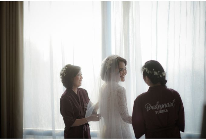 Felix & Silvi Wedding by Reynard Karman Photography - 005