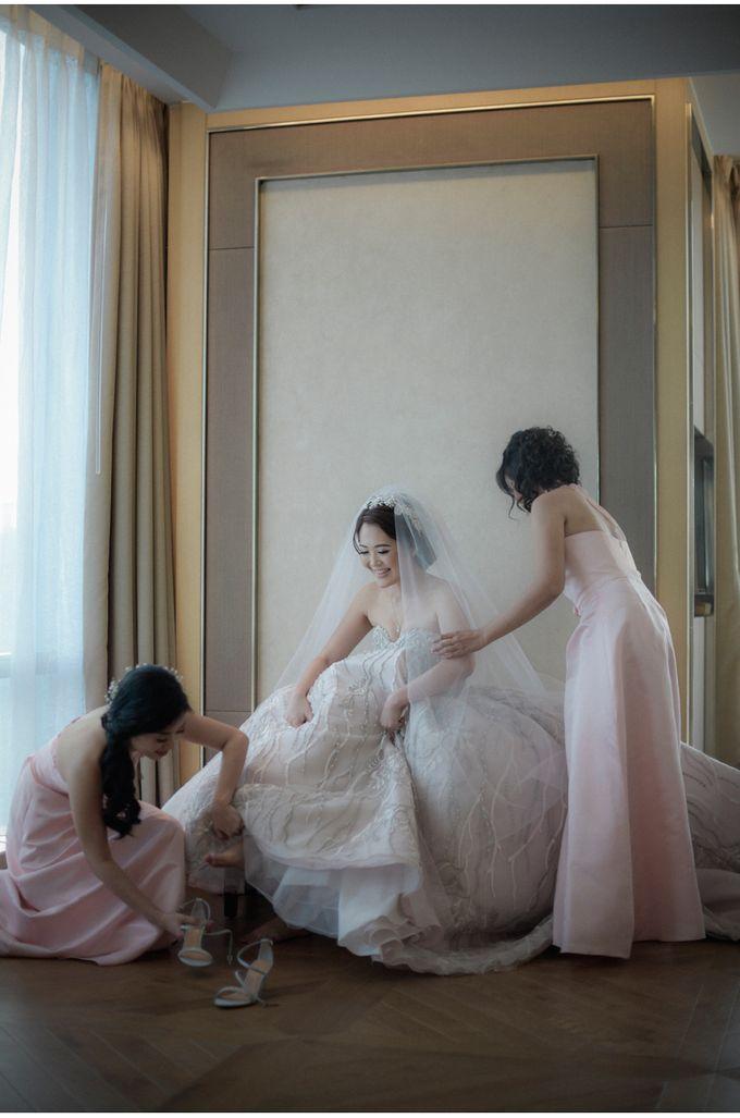 Felix & Silvi Wedding by Reynard Karman Photography - 006