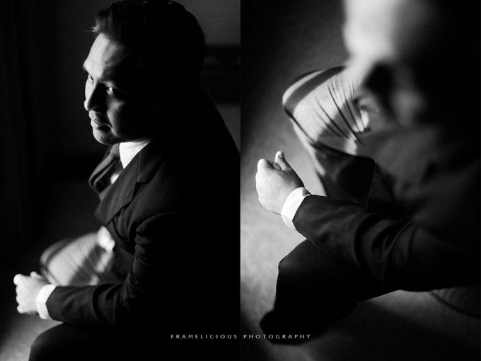 Anastasia & Jeremy - Wedding Photography by Framelicious Studio - 004