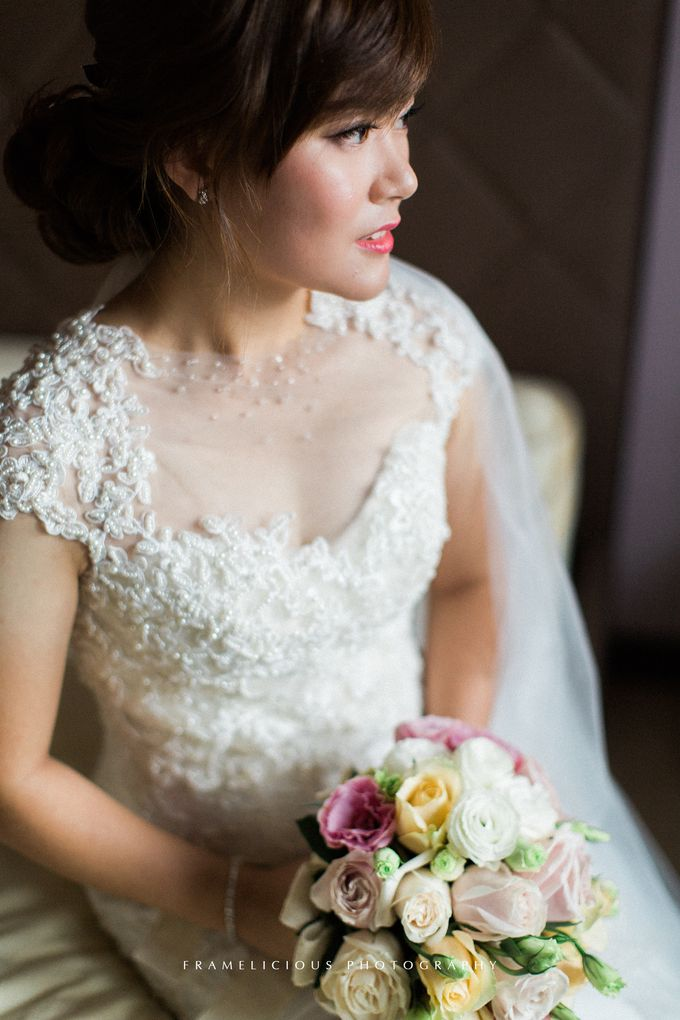 Ken & Regina - Wedding Photography by Framelicious Studio - 006