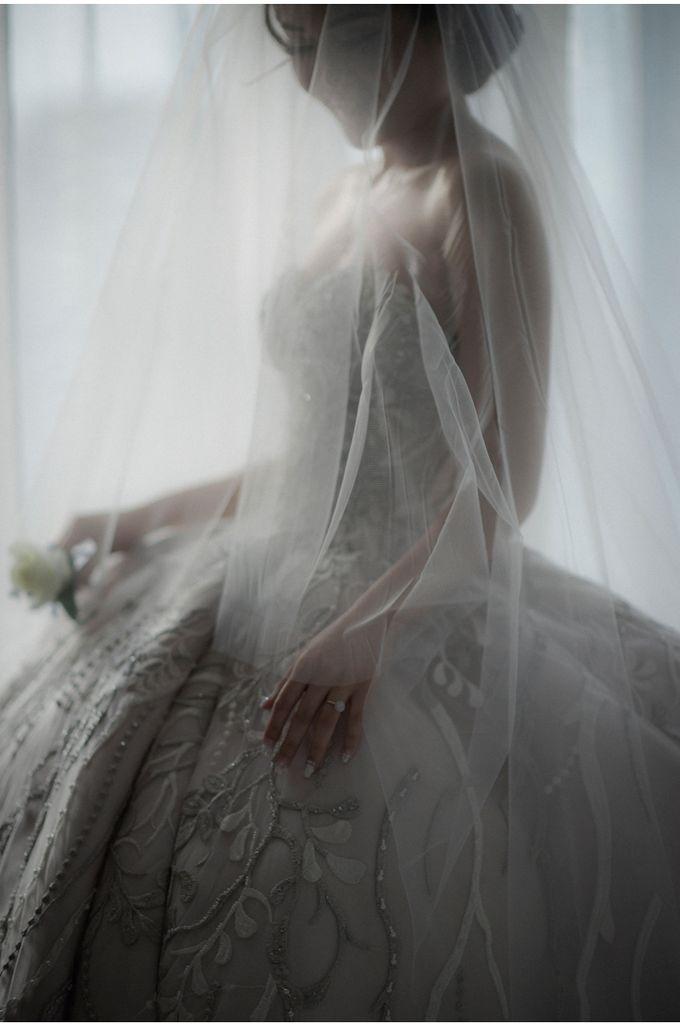 Felix & Silvi Wedding by Reynard Karman Photography - 007