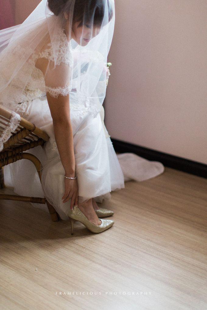 Ken & Regina - Wedding Photography by Framelicious Studio - 007