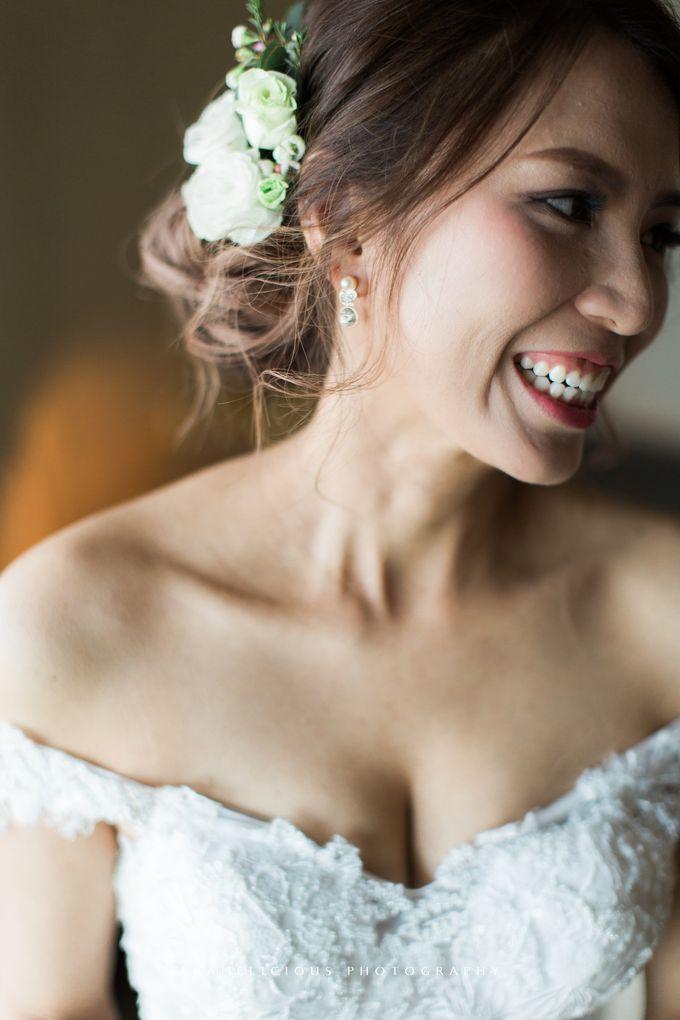 Anastasia & Jeremy - Wedding Photography by Framelicious Studio - 008