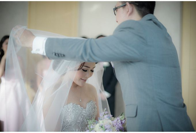 Felix & Silvi Wedding by Reynard Karman Photography - 011