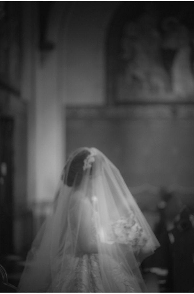Felix & Silvi Wedding by Reynard Karman Photography - 021