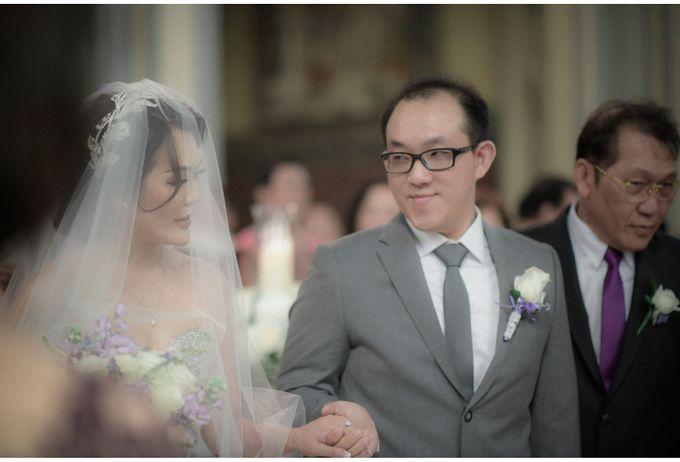Felix & Silvi Wedding by Reynard Karman Photography - 023