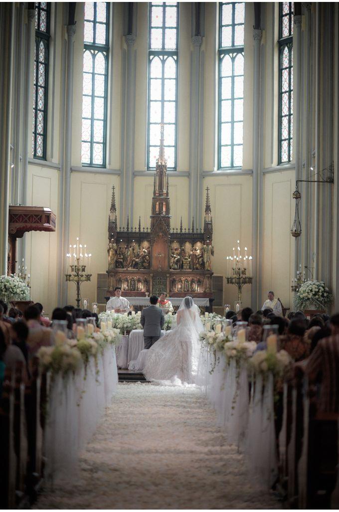 Felix & Silvi Wedding by Reynard Karman Photography - 024