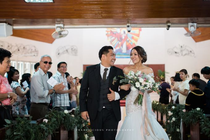 Anastasia & Jeremy - Wedding Photography by Framelicious Studio - 022