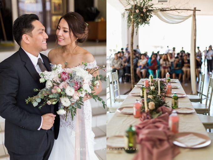 Anastasia & Jeremy - Wedding Photography by Framelicious Studio - 010