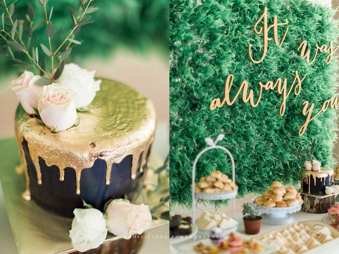 Anastasia & Jeremy - Wedding Photography by Framelicious Studio - 023