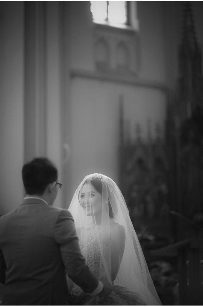 Felix & Silvi Wedding by Reynard Karman Photography - 026