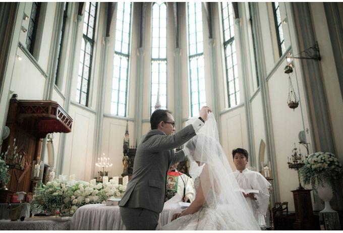Felix & Silvi Wedding by Reynard Karman Photography - 027