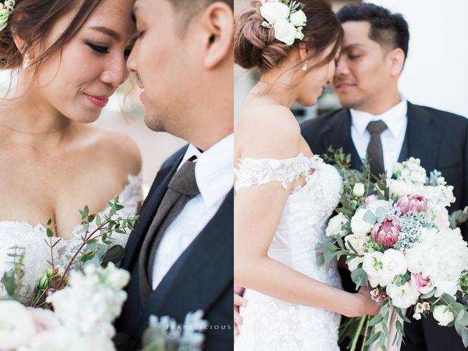Anastasia & Jeremy - Wedding Photography by Framelicious Studio - 012