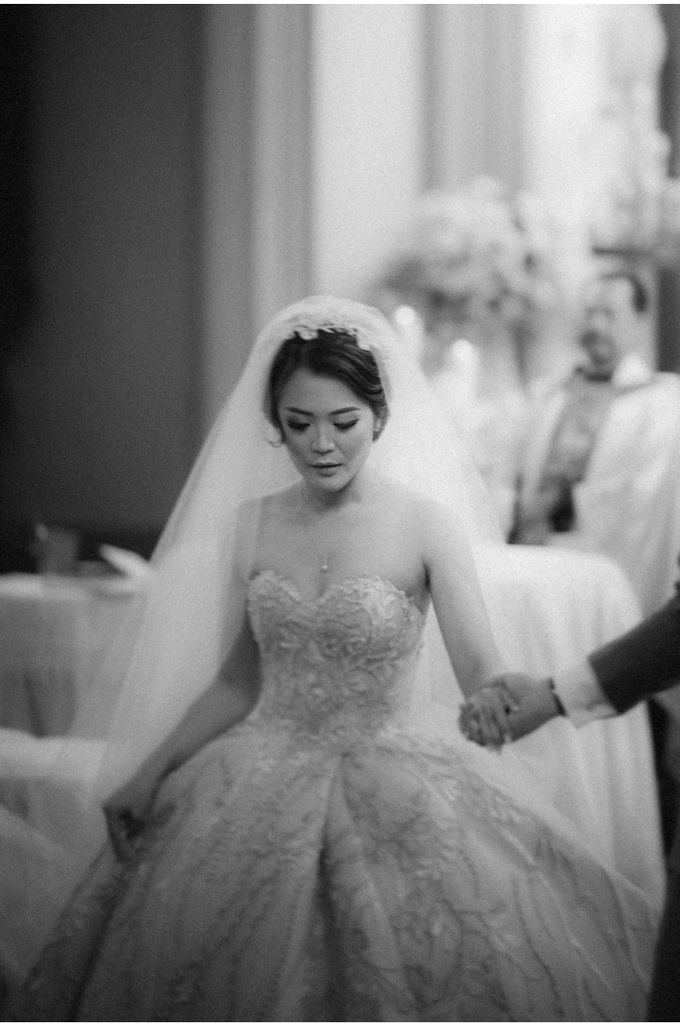 Felix & Silvi Wedding by Reynard Karman Photography - 028