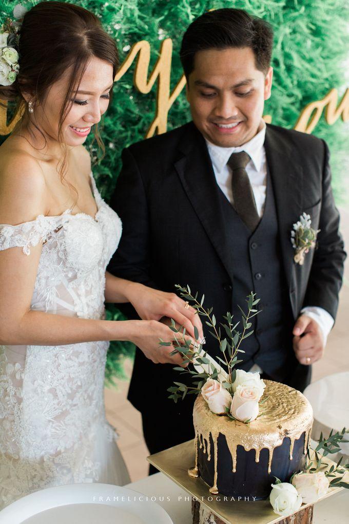 Anastasia & Jeremy - Wedding Photography by Framelicious Studio - 027
