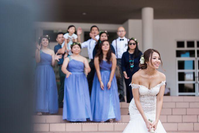 Anastasia & Jeremy - Wedding Photography by Framelicious Studio - 028