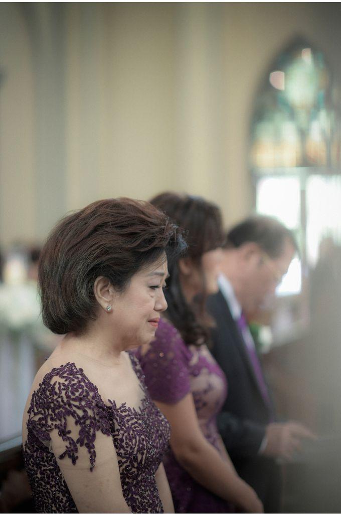Felix & Silvi Wedding by Reynard Karman Photography - 030