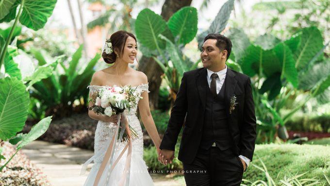 Anastasia & Jeremy - Wedding Photography by Framelicious Studio - 013