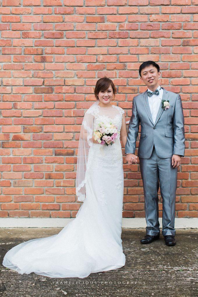 Ken & Regina - Wedding Photography by Framelicious Studio - 008