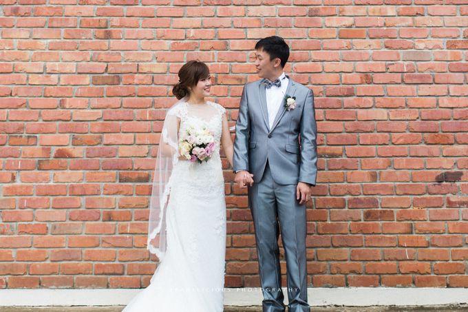 Ken & Regina - Wedding Photography by Framelicious Studio - 009