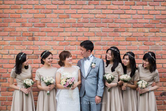Ken & Regina - Wedding Photography by Framelicious Studio - 012