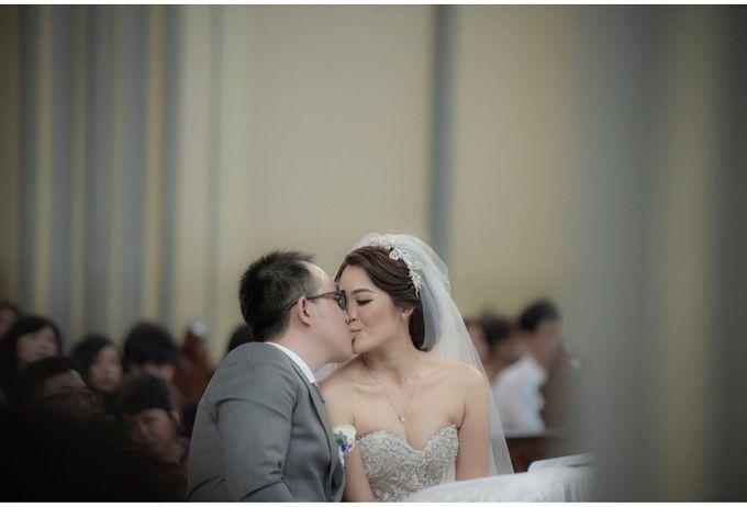 Felix & Silvi Wedding by Reynard Karman Photography - 031
