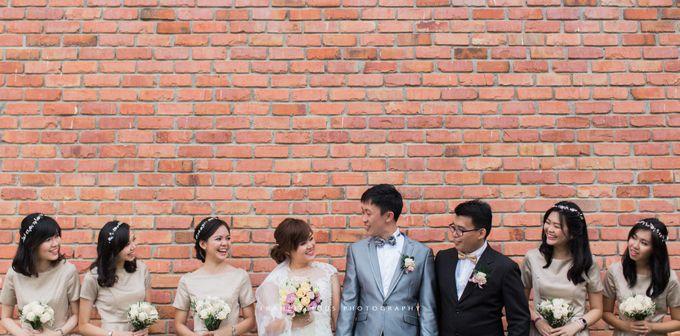 Ken & Regina - Wedding Photography by Framelicious Studio - 013