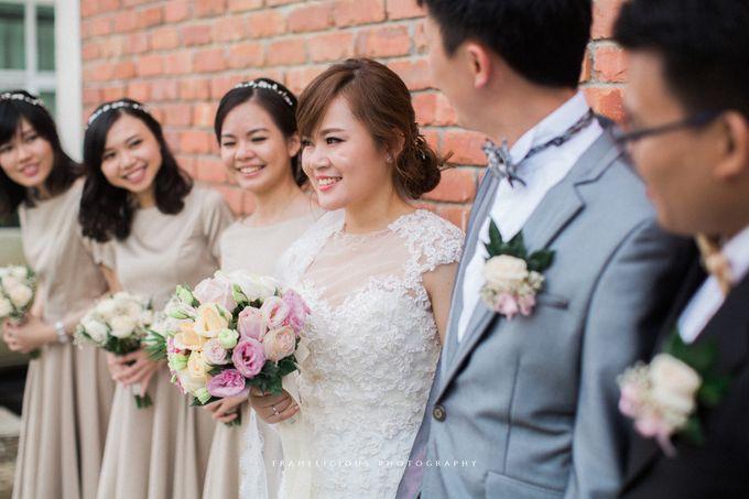 Ken & Regina - Wedding Photography by Framelicious Studio - 014