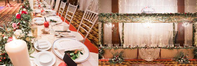 Anastasia & Jeremy - Wedding Photography by Framelicious Studio - 037