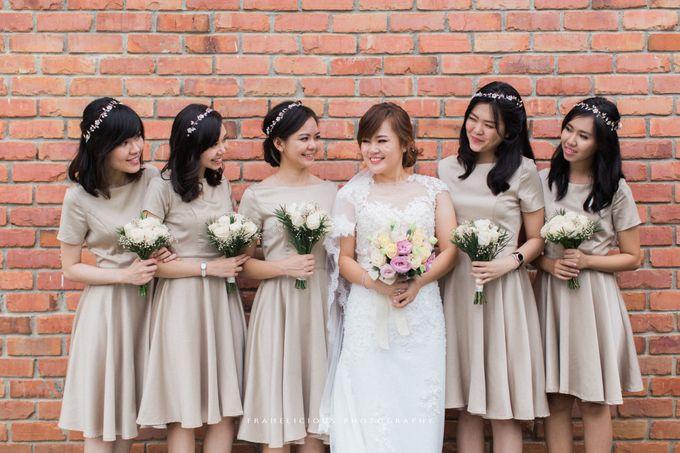Ken & Regina - Wedding Photography by Framelicious Studio - 015